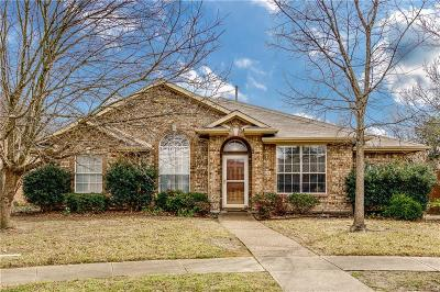 Allen Single Family Home For Sale: 704 Rolling Hills Drive