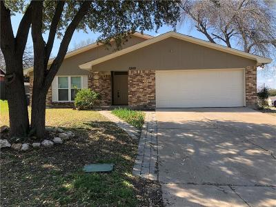 Fort Worth Single Family Home For Sale: 5269 Fallworth Court