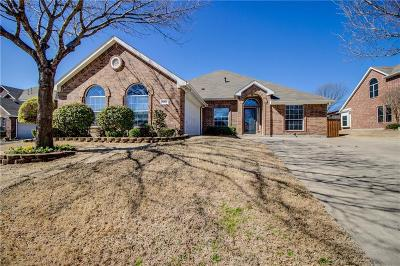 Rowlett Single Family Home Active Option Contract: 7905 Horseshoe Bend