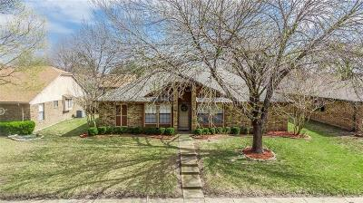 Garland Single Family Home For Sale: 2526 Idlewood Drive