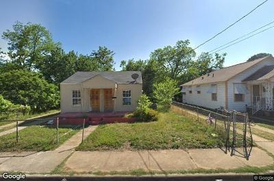 Dallas Single Family Home For Sale: 2739 Morning Avenue