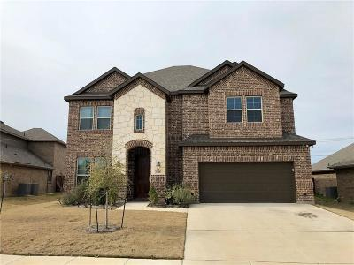 Crowley Single Family Home For Sale: 1508 Chase Way