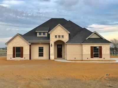 Johnson County Single Family Home For Sale: 101 Lone Star Way