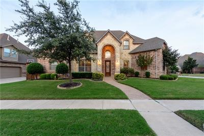 North Richland Hills Single Family Home Active Option Contract: 8000 Derby Run Drive