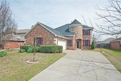 Mesquite Single Family Home For Sale: 2824 Blue Heron Drive
