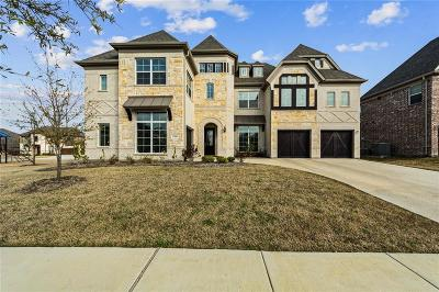 Collin County Single Family Home For Sale: 11400 La Salle Road