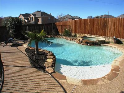 Corinth TX Single Family Home For Sale: $324,900