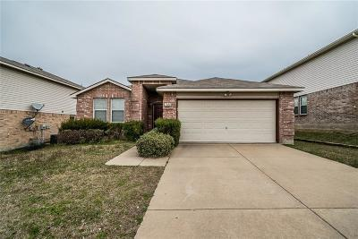 McKinney Single Family Home Active Option Contract: 1108 Willow Tree Drive
