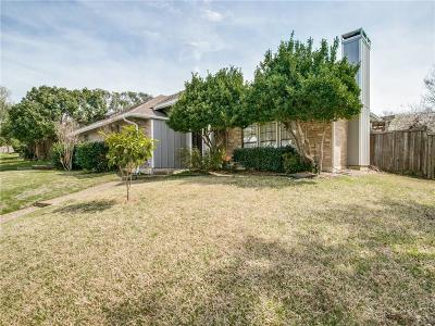 Single Family Home For Sale: 1610 Reunion Circle
