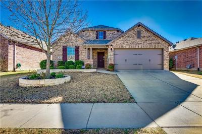 Fate Single Family Home For Sale: 417 Hackberry Drive
