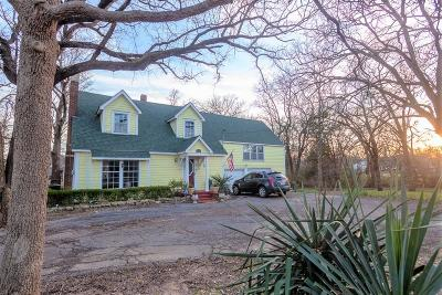 Denison Single Family Home Active Option Contract: 2402 W Crawford Street