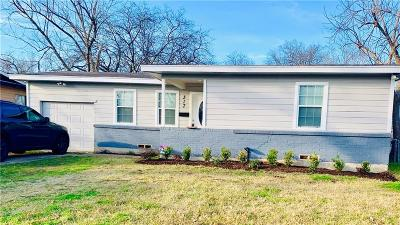 Garland Single Family Home For Sale: 317 E Linda Drive