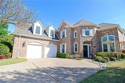 Coppell Single Family Home For Sale: 897 Spyglass Cove