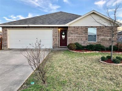 Sanger Single Family Home For Sale: 112 Pintail Lane