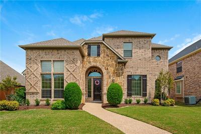 Lewisville Single Family Home For Sale: 2353 Salisbury Court