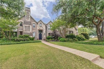 Flower Mound Single Family Home For Sale: 3004 Greenwood Court