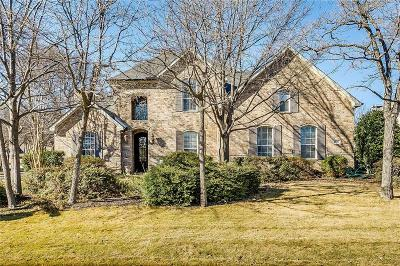 Southlake Single Family Home For Sale: 600 Blair Court