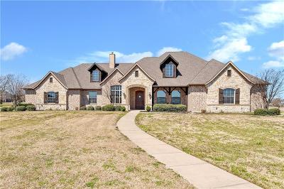 Royse City, Poetry, Union Valley Single Family Home For Sale: 120 Hidden Pass
