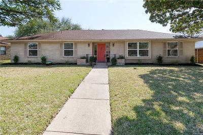 Farmers Branch Single Family Home For Sale: 3440 Rockmartin Drive