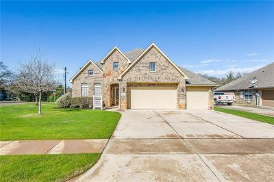 Burleson Single Family Home For Sale: 801 Valley Ridge Road