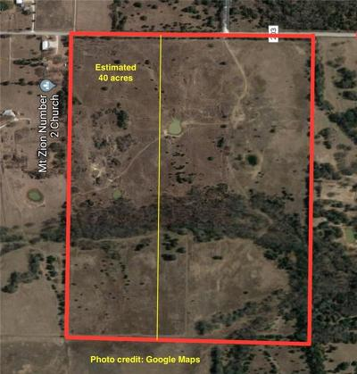 Cooke County Farm & Ranch For Sale: Tbd County Rd 203