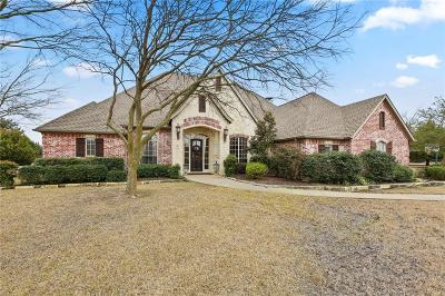 Rockwall Single Family Home Active Contingent: 531 St Michaels Way