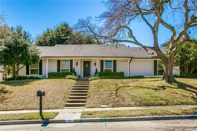 Richardson Single Family Home Active Contingent: 325 W Lookout Drive