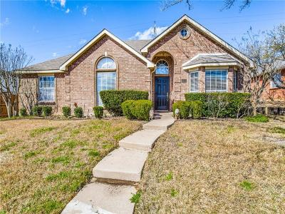 Carrollton Single Family Home Active Option Contract: 2430 Norwich Drive