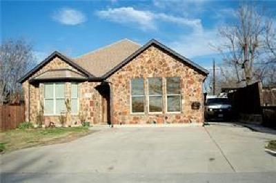 Rockwall Single Family Home Active Option Contract: 353 Chris Drive