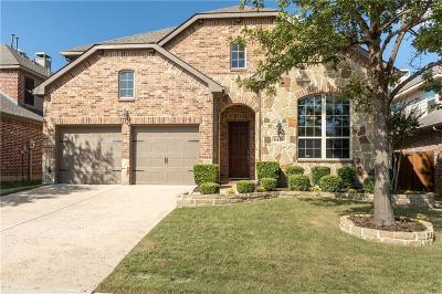 McKinney Single Family Home For Sale: 6416 Wind Song Drive