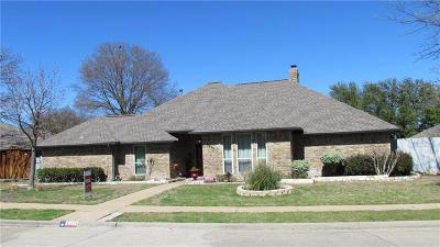 Garland Single Family Home For Sale: 3233 Bending Oaks Trail