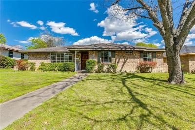 Dallas Single Family Home For Sale: 5420 Spruce View Drive