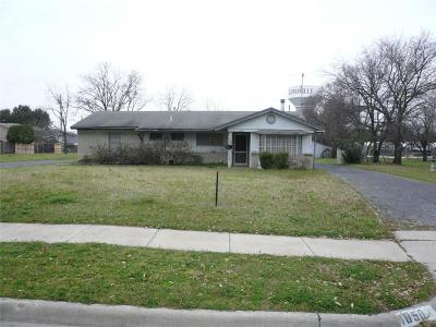 Lewisville Single Family Home For Sale: 1050 Kingston Drive