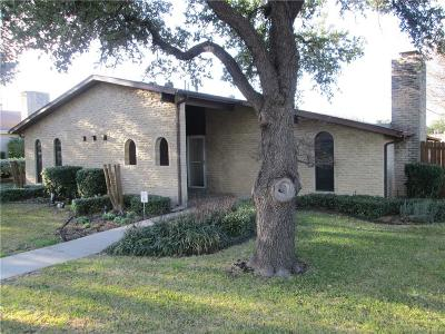 Single Family Home For Sale: 1813 Haymeadow