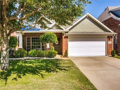 McKinney Single Family Home For Sale: 3008 Crossridge Drive