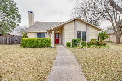 Plano Single Family Home For Sale: 3005 Chancellor Drive