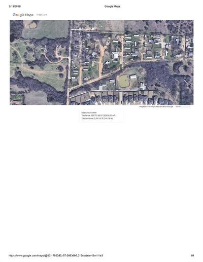Denton Residential Lots & Land For Sale: 4119 Ridge Lane