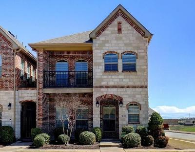 Carrollton Townhouse For Sale: 4100 Comanche Drive
