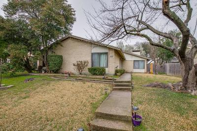 Garland Single Family Home Active Contingent: 4805 Tealwood Circle