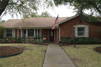Grand Prairie Single Family Home For Sale: 1801 Hampshire