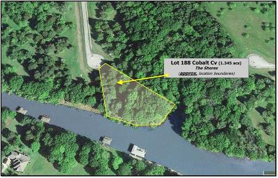 Residential Lots & Land For Sale: L 188 Cobalt Cove