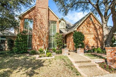 Dallas County Single Family Home For Sale: 6023 Highplace Circle