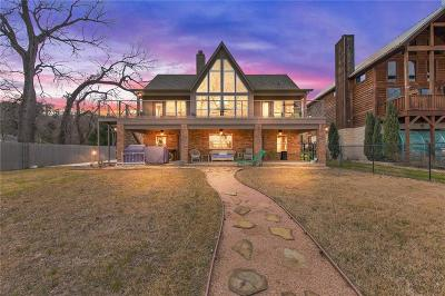 Weatherford Single Family Home Active Contingent: 806 W Lake Drive
