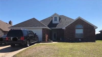 Seagoville Single Family Home Active Option Contract: 1234 Shelby