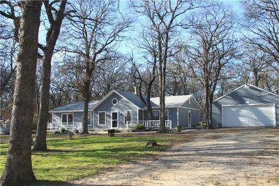 Azle Single Family Home For Sale: 1045 Meadow Oaks Street