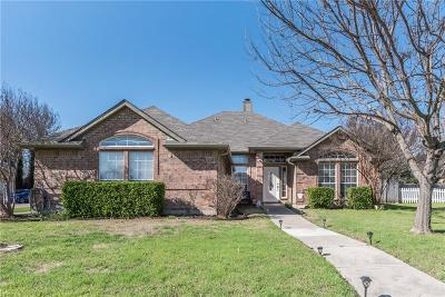 Mansfield TX Single Family Home For Sale: $255,000