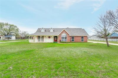 Copper Canyon Single Family Home Active Option Contract: 445 Mobile Drive