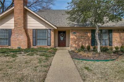 Plano Single Family Home For Sale: 1817 Boulder Drive