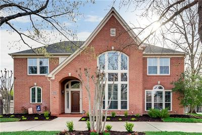 Fort Worth Single Family Home For Sale: 5101 River Bluff Drive
