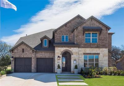 Flower Mound Single Family Home For Sale: 1844 Edgewood Drive